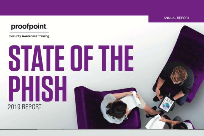 Proofpoint State of Phish