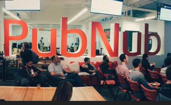 PubNub VC Funding