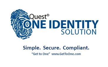 quest one identify solution