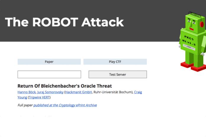 ROBOT crypto vulnerability