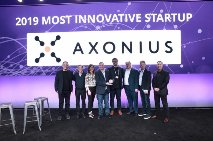 RSAC2019.winner.Axonius