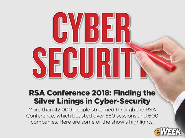 RSA Conference 2018: Finding the Silver Linings in Cyber-Security