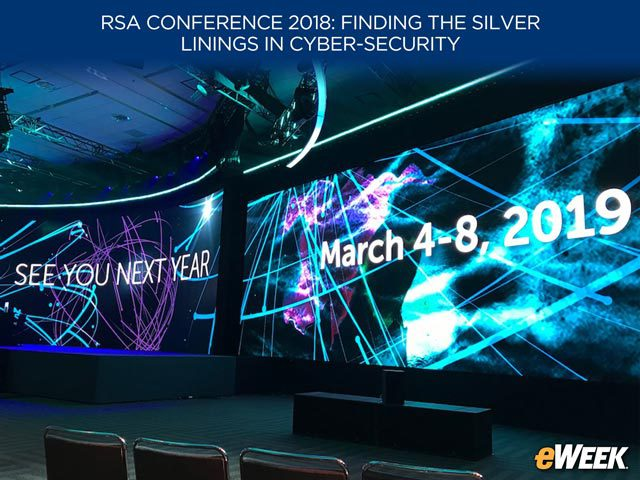 RSA Conference Coming Back in 2019