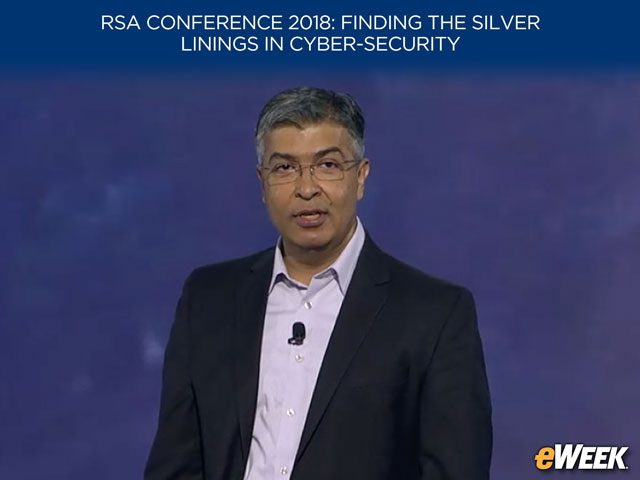 RSA President Finds Silver Linings