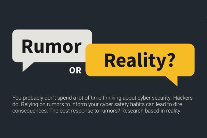 Symantec Details Top Cyber-Security Myths