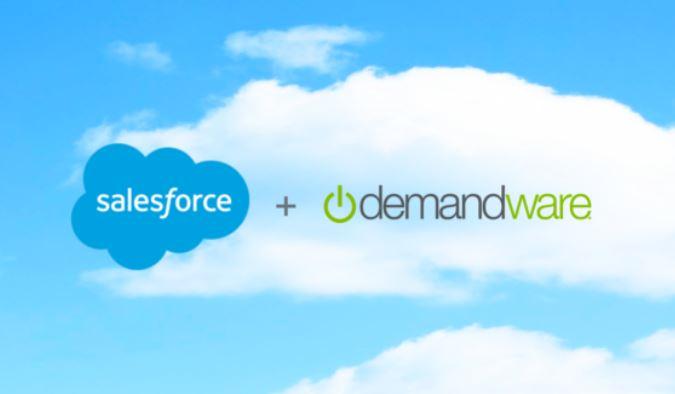 Salesforce purchase