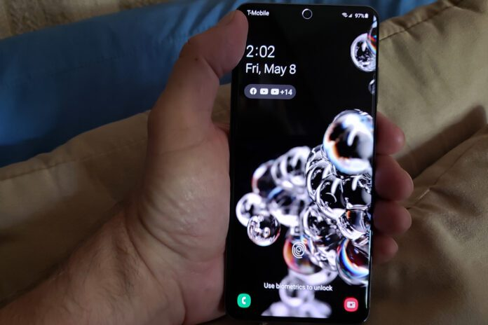 SamsungS20.front