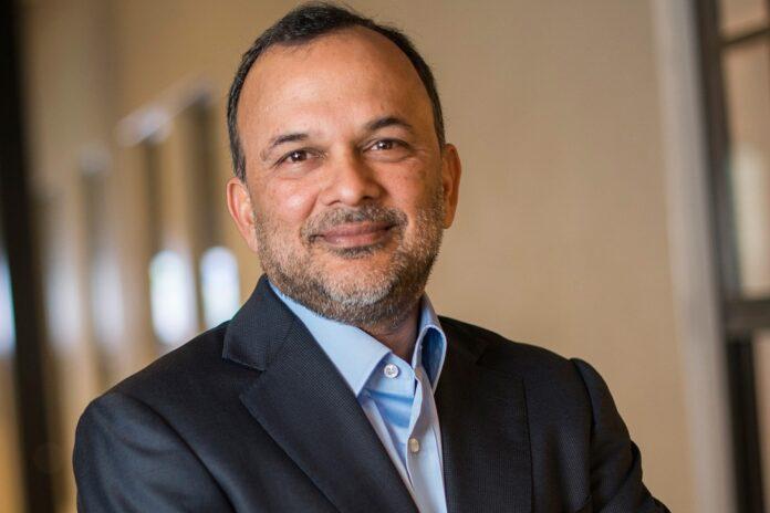 Steve Singh Docker CEO