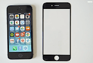 Apple iPhone 6 sapphire display