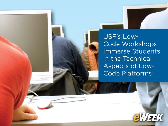 Low-Code Workshops Already Leading to Jobs