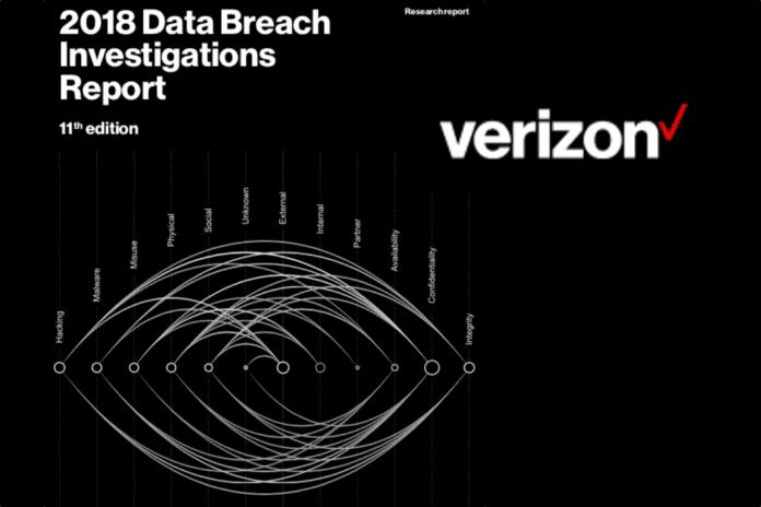 Verizon 2018 DBIR