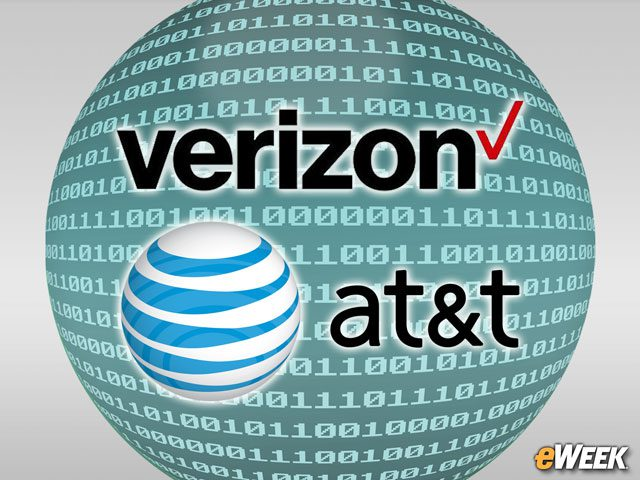 Verizon, AT&T Data Transfer Quality Tops the List