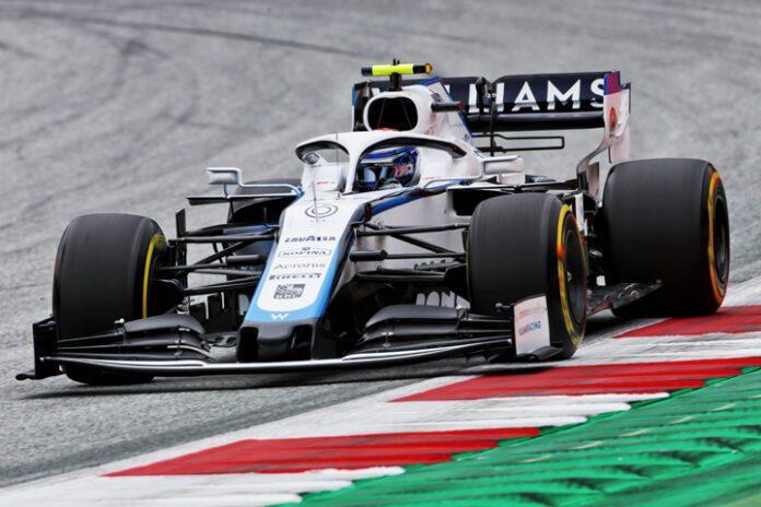 Williams.race.car