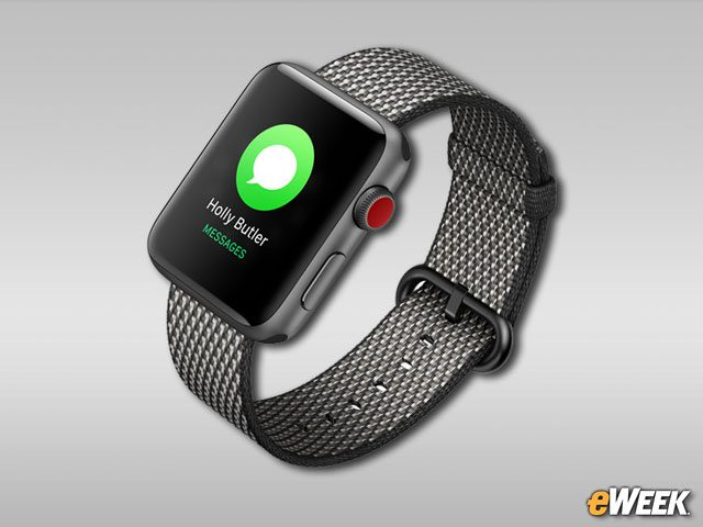 Apple Watch Leads the Way