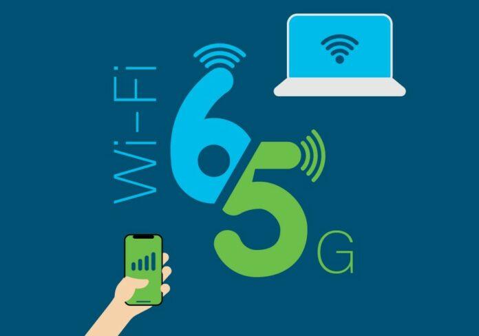WiFi6.5G