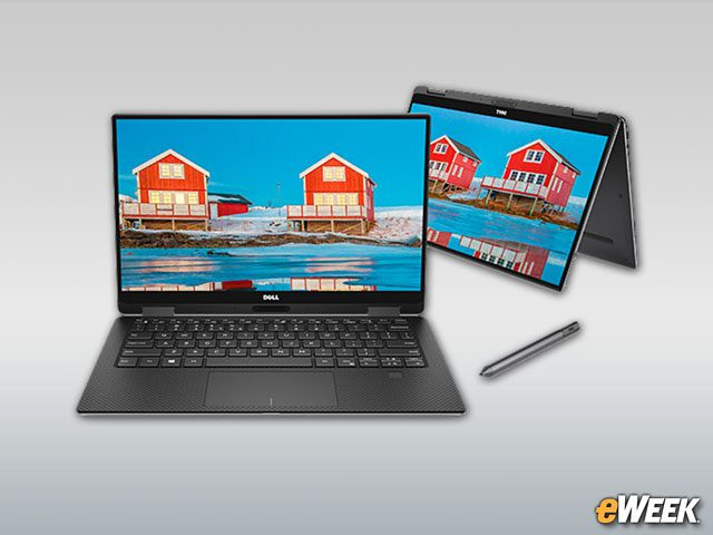 Dell Introduces Convertible XPS 13