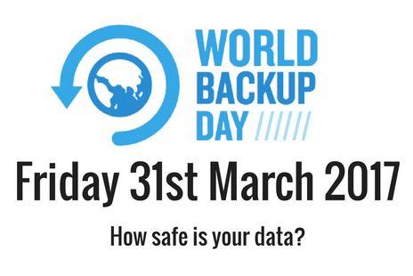 WorldBackupDay2017