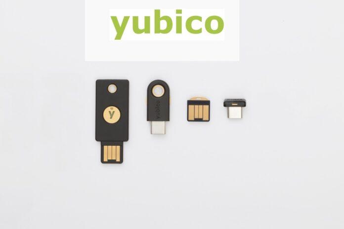 YubiKey Series 5