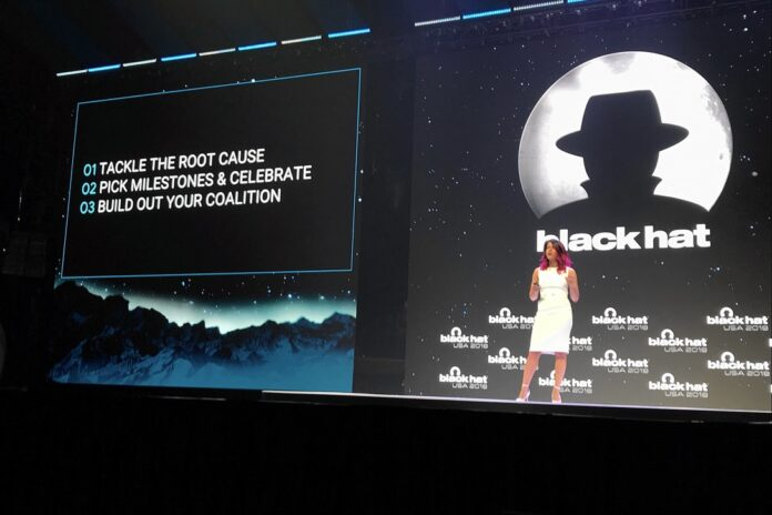 Black Hat 2018 Keynote