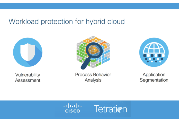 Cisco Tetration Workload Protection