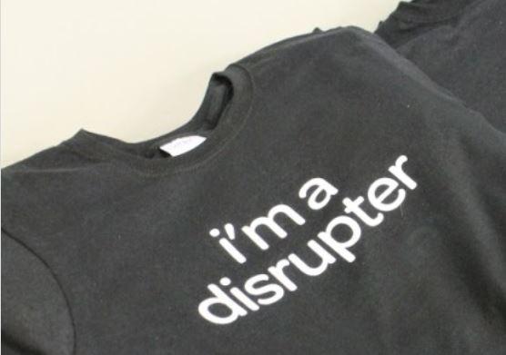 digital disrupt