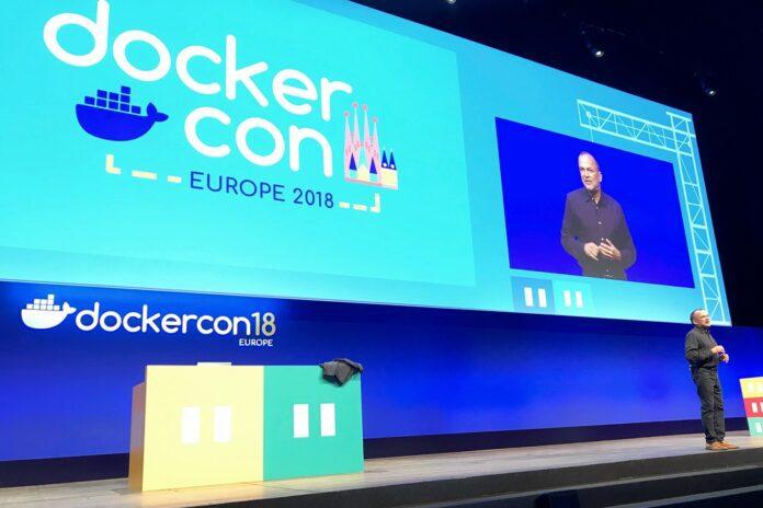 Dockercon EU 18