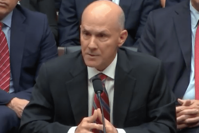 Equifax CEO testimonty