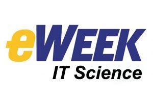 eWEEK.IT.science.logo