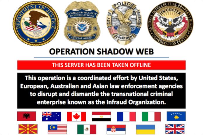 Operation Shadow Web