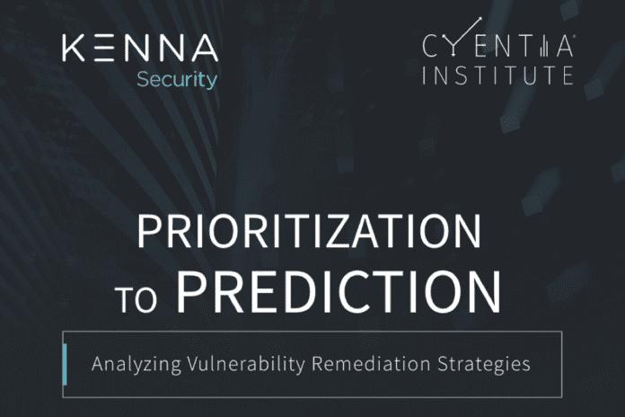 Kenna Security Cyentia Institute