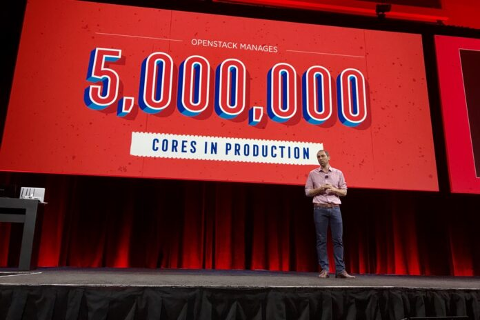 OpenStack 5 million cores