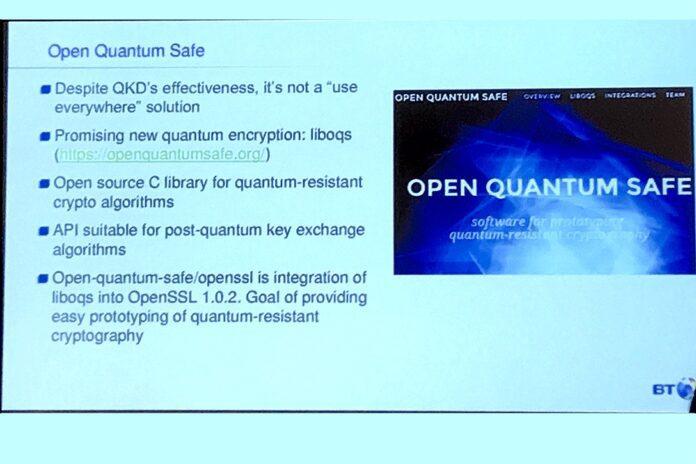 Quantum Safe