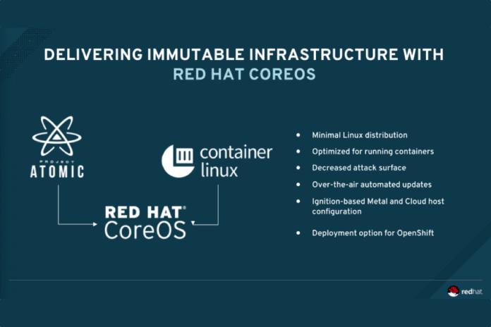 Red Hat CoreOS Summit