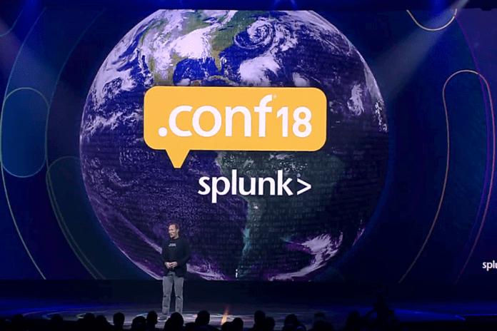 Splunk .conf 2018