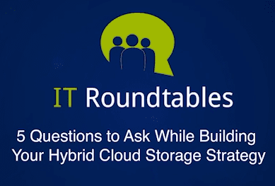 Hybrid Storage Roundtable