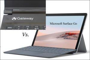 Gateway.vs.MS.Surface.Go