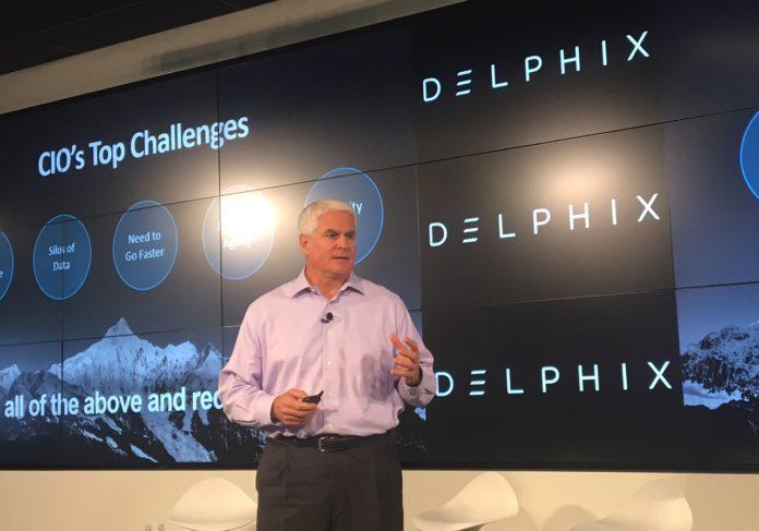 Delphix.CEO.Chris.Cook.2017