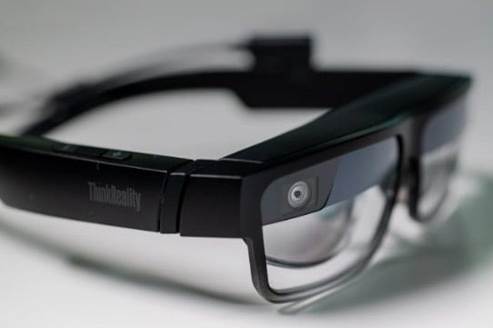 Lenovo.ThinkReality-A3.smart.glasses